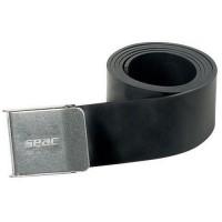 Пояс резиновый Seac Sub, металлическая пряжка