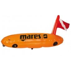 Буй для подводной охоты Mares Torpedo