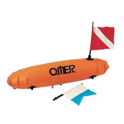 Буй для подводной охоты Omer Torpedo