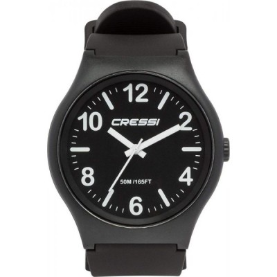 Часы Cressi Sub Echo, черные