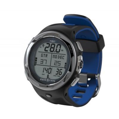 Декомпрессиметр Aqua Lung i450Т, синий