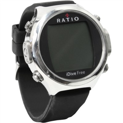 Компьютер для подводной охоты и фридайвинга Salvimar Ratio iDive Free