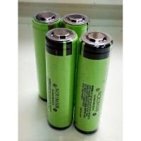 Аккумулятор литий-ион. 18650 3400 mA/h (Panasonic cell) с PCB защитой