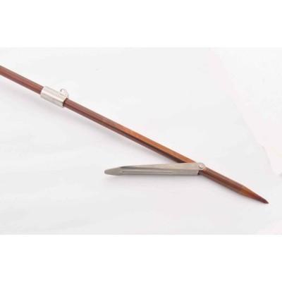 Гарпун Pelengas для пневматических ружей Pelengas55/Syrano55, сталь Sandvik, втулка, 7mm