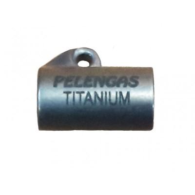 Скользящая втулка Titanium с гидротормозом Pelengas 8мм