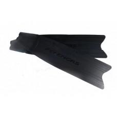 Пластиковые лопасти для ласт Pelengas