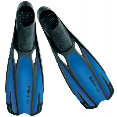 Ласты для плавания Mares Fluida, синие
