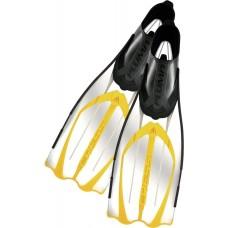 Ласты для плавания Cressi Sub PLuma, желтые