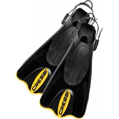 Ласты для плавания Cressi Sub Palau Saf, желтые