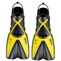 Ласты для плавания Mares X-One Baby, желтые