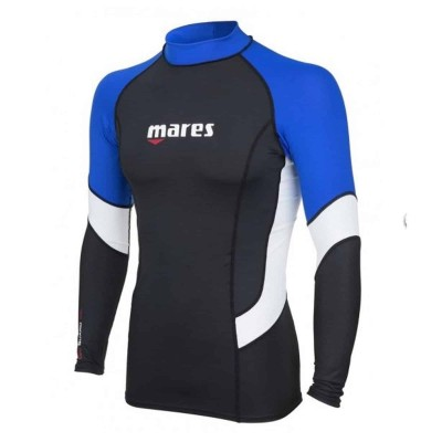 Футболка лайкра Mares Rash Guard Trilastic, мужская