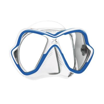 Маска для дайвинга Mares X-Vision 14, синяя