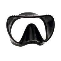 Маска для подводной охоты Mares  Essence Liquidskin, черная