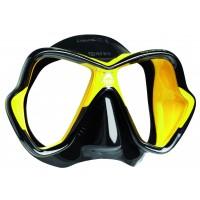 Маска для дайвинга Mares X-Vision Ultra LS, желтая