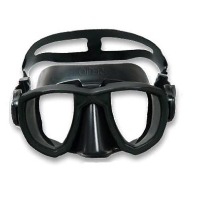 Маска для подводной охоты Omer Aries 39, черная