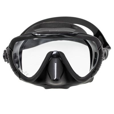 Маска для подводной охоты Marlin Frameless Enjoy , черная