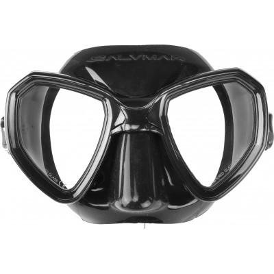 Маска для подводной охоты Salvimar Morpheus, черная