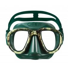 Маска для подводной охоты Omer Alien Sea Green