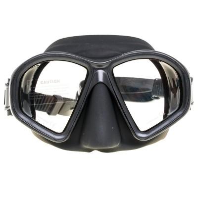 Маска для подводной охоты Marlin Matte , черная