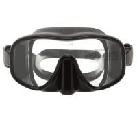 Маска для подводной охоты Marlin Frameless, черная