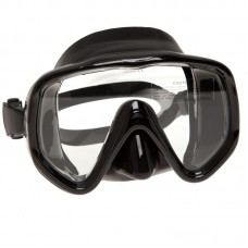 Маска для плавания Marlin Visualator , черная