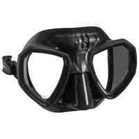 Маска для подводной охоты Salvimar Trinity, черная