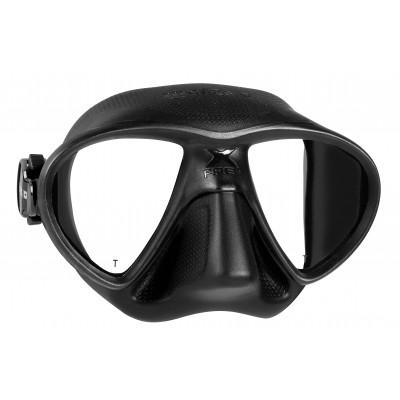 Маска для подводной охоты Mares X-Free, черная