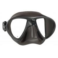 Маска для подводной охоты Mares X-Free, коричневая