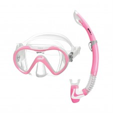 Детский набор для плавания Mares Vento, розовый