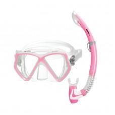 Детский набор для плавания Mares PIirate, розовый