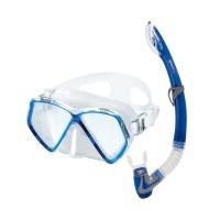 Детский набор для плавания Mares PIirate, синий