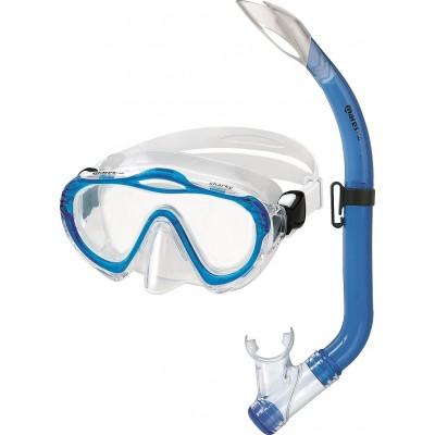 Детский набор для плавания Mares Sharky, синий