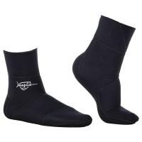 Носки для подводной охоты Marlin Standart 7мм, черный