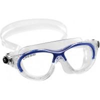 Очки для плавания Cressi Sub Cobra, прозрачно-голубые