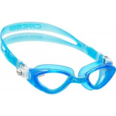 Очки для плавания Cressi Sub Fox, синие