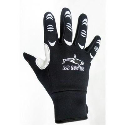 Перчатки неопреновые BS Diver Amara 2мм