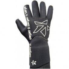 Перчатки для подводной охоты Sargan Калан 4,5мм, черный