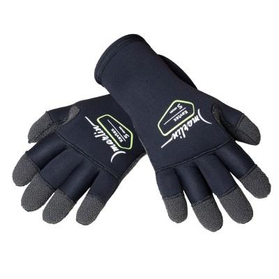 Перчатки для дайвинга Marlin Kevtex 5мм, черный