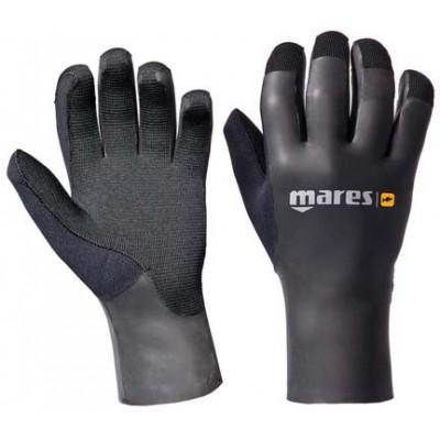Перчатки для подводной охоты Mares Smooth Skin 3,5мм, черный