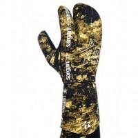 Трехпалые перчатки для подводной охоты Sargan Мечта Пианиста 7мм, камо