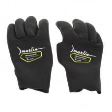 Перчатки для дайвинга Marlin Ultrastretch 3мм, черные