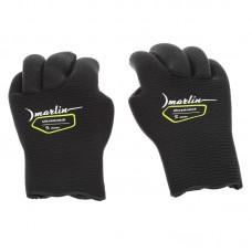 Перчатки для дайвинга Marlin Ultrastretch 5мм, черные