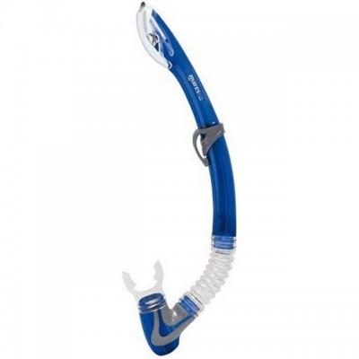 Трубка для плавания Mares Fiji Jr., синяя